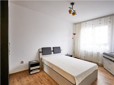 Apartament 2 camere, S 57 mp + 22 mp terasa, mobilat, Buna Ziua.