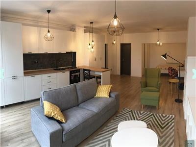 Apartament cu 2 camere, S-55mp.+7 mp. terasa, Andrei Muresanu
