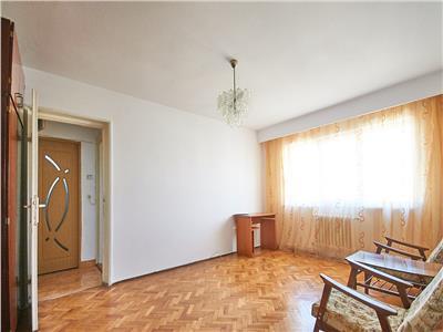 Apartament 2 camere, S.utila-49 mp, zona Piata Flora, Manastur.