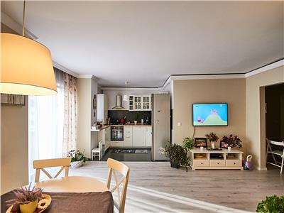 Apartament 3 camere, S-94mp+ 17mp terasa, str. Romul Ladea