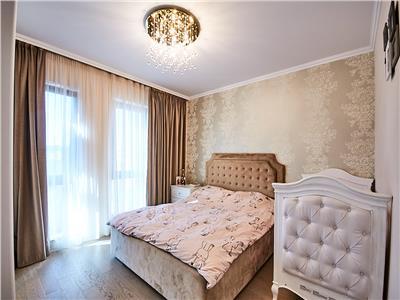 Apartament 2 camere, LUX, decomandat, S-53mp + balcon, Marasti