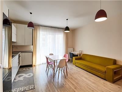 Apartament 2 camere, ultrafinisat, bloc nou, zona Europa.