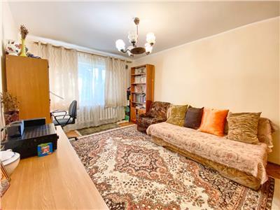 Apartament 3 camere, decomandat, Su 65mp+ Balcon 7mp, Manastur, zona Kaufland.