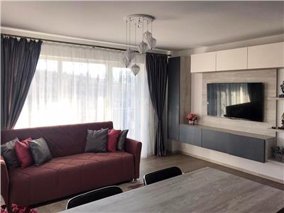 Apartament 3 camere, 74 mp + 28 mp terasa, Grand Park Residence