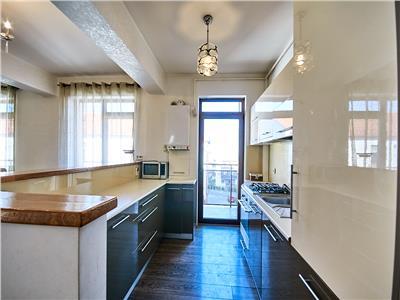 Apartament 3 camere, 85 mp + 2  balcoane, complet Mobilat si Utilat, Zorilor, COMISION 0