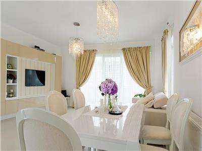 Apartament 3 camere LUX, S-86 mp+ 24 mp. terasa, Buna Ziua