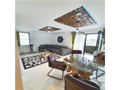 Apartament 3 camere, LUX, mobilat, utilat, Park Lake Residence.
