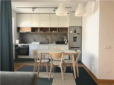 Apartament 3 camere, S-74mp., parcare, bloc nou, Grand Hotel Italia