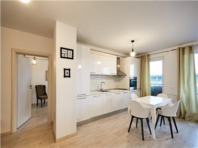 Penthouse 2 camere LUX, S60 mp + 30 mp. terasa, Iulius Mall.