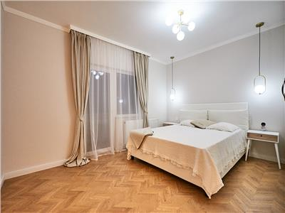 Apartament 3 camere decomandat, S-80 mp + balcon, str. Dorobantilor