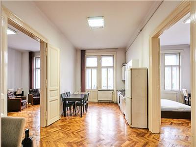 Apartament 3 camere, S-90 mp+ balcon, monument istoric, str. Horea