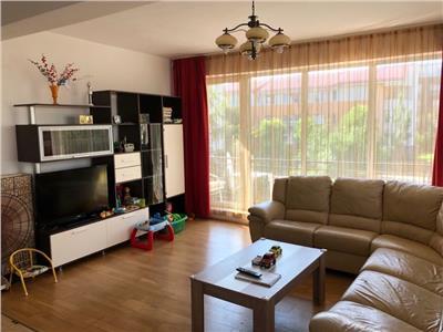 Apartament 2 camere, S-57 mp. + 20 mp terasa, parcare, Buna Ziua