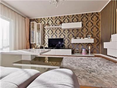Apartament cu 3 camere, S67 mp, et 4/4, zona Manastur.