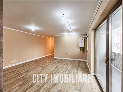 Apartament 3 camere finisat, S-76 mp + 25 mp terasa, bloc nou