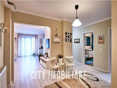 Apartament 3 camere LUX, S-94mp+ 17mp terasa, str. Romul Ladea
