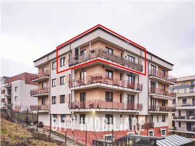 Apartament 3 camere LUX, S94mp+ 17mp terasa, str. Romul Ladea