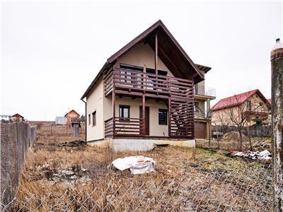 Spre vanzare / schimb Casa de vacanta, Apahida s.Campenesti intabulata cu teren 566 mp