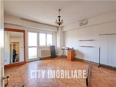 Apartament 2 camere, S 60 mp + 5 mp balcon, Marasti.