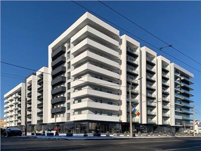 Apartament 2 camere, 53 mp + 6 balcon, 5/8, bloc NOU,  Marasti