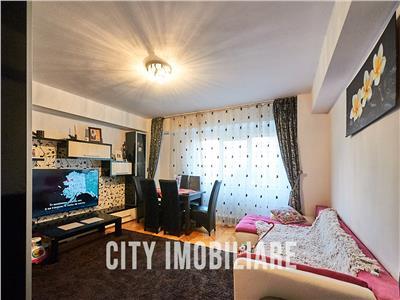 Apartament 3 camere decomandat, S-77mp+2 balcoane, bd. N. Titulescu