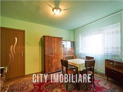 Apartament 3 camere, S-65 mp. + 10 mp balcon, str. Fantanele