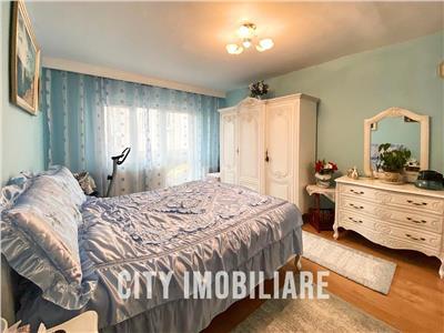 Apartament 4 camere, S-97 mp+2 balcoane, zona Spitalul de Recuperare