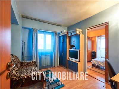 Apartament 3 camere, S-58 mp +balcon, zona OMV Marasti