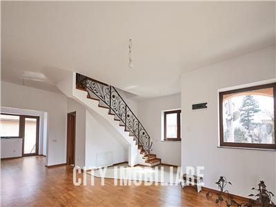Casa individuala, S207mp + 386 mp teren, finisata, calitate superioara.