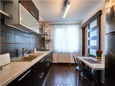 Apartament 2 camere DECOMANDAT, 54 mp + 16mp Terasa, 1/3, aproape de Grand Hotel Italia, zona Buna Ziua