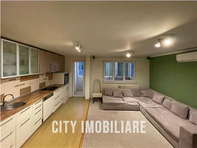 Apartament 3 camere, 2 bai, S80mp, ultrafinisat, Manastur