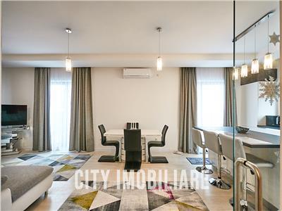Apartament 3 camere LUX, S-100 mp+103 terasa, Andrei Muresanu