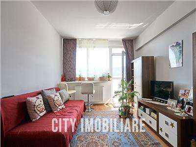 Apartament 2 camere, mobilat, utilat, panorama superba, Grigorescu.