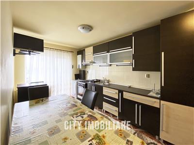 Apartament 3 camere, S 65mp+ balcon, Etaj 2, Manastur