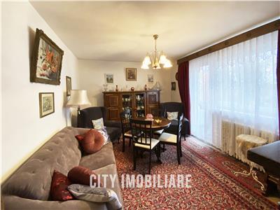 Apartament 4 camere, S 79mp+ 5 balcon, Etaj 3, Manastur