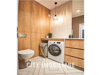 Apartament 2 camere, S-50mp, finisat, bloc nou, zona Semicentrala