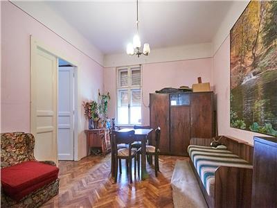 Apartament 2 camere, S-77 mp, parcare, str. Dorobantilor, Centru