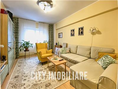 Apartament 4 camere decomandat, S-81mp+ 5mp balcon
