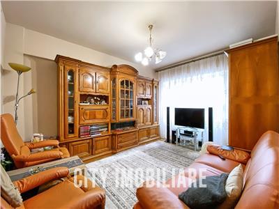 Apartament 3 camere, decomandat, mobilat, utilat, Iulius Mall.