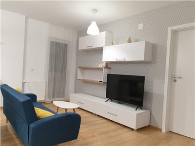 Apartament 3 camere, 66 mp. terasa 12 mp., mobilat si utilat, bloc NOU 2019, Calea Turzii