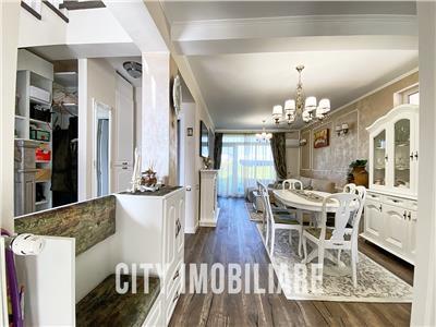 Casa-Duplex  LUX, S-120 mp+250 teren+garaj, Buna Ziua