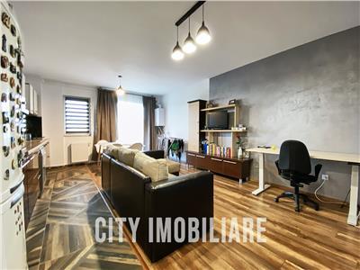 Apartament 2 camere, S-56mp + 11 mp. terasa, parcare. Grand Park