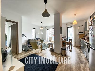 Apartament 3 camere, S-78mp. +13 mp. terasa, parcare, bloc nou.