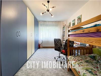 Apartament 2 camere, decomandat, mobilat, utilat, Louis Pasteur.