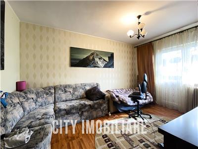 Apartament 3 camere Decomandat, S-64 mp + balcon, Manastur.