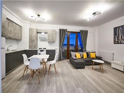 Apartament 2 camere, 55 mp + balcon 10 mp, 2/4, garaj, bloc NOU, Europa