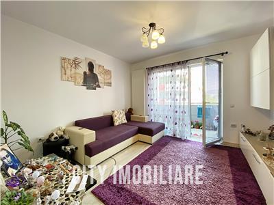Apartament 1 camera, S-37mp + 5 mp terasa, etaj 3/5, bloc nou.