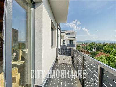 Apartament 3 camere, doua nivele, bloc nou, S 67 mp, Someseni.