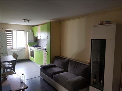 Apartament 1 camera, 46 mp + terasa de 54 mp, 2/4, Marasti