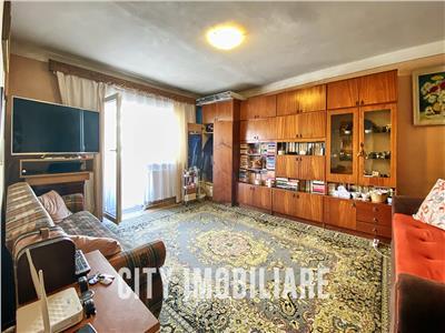 Apartament 2 camere Decomandat, S-56 mp+ 5mp. balcon, str. Nasaud