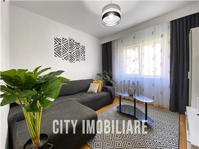 Apartament 2 camere Decomandat, S-53mp + 5 mp. balcon str. Ciocirliei